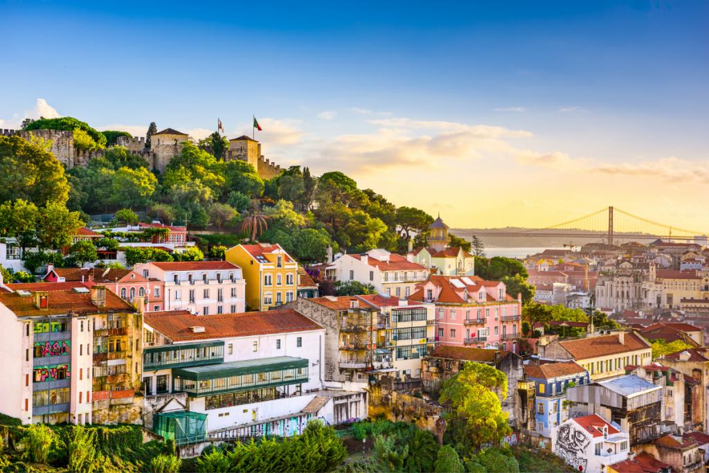 European Travel 2021 portugal