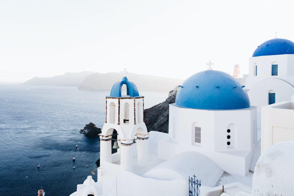 European Travel 2021 greece