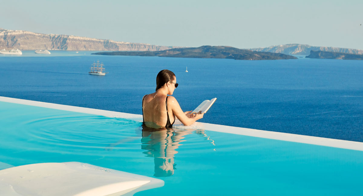 HOTELS IN EUROPE WITH PRIVATE POOLS