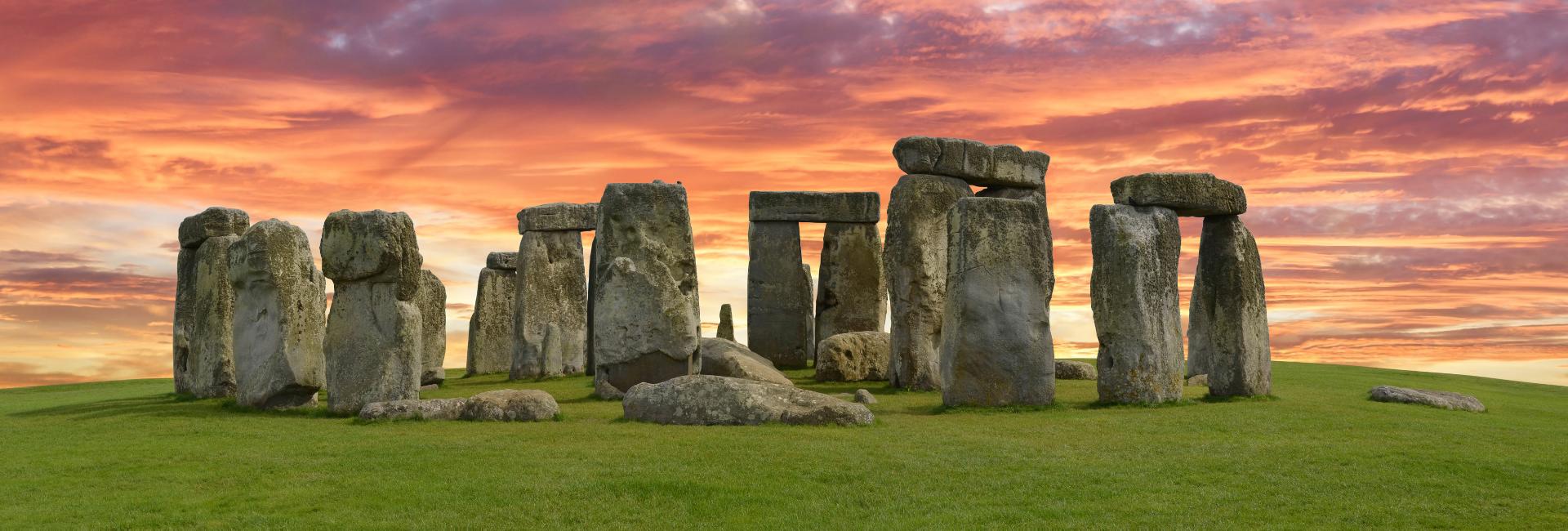 UNESCO World Heritage Sites in the UK: Stonehenge
