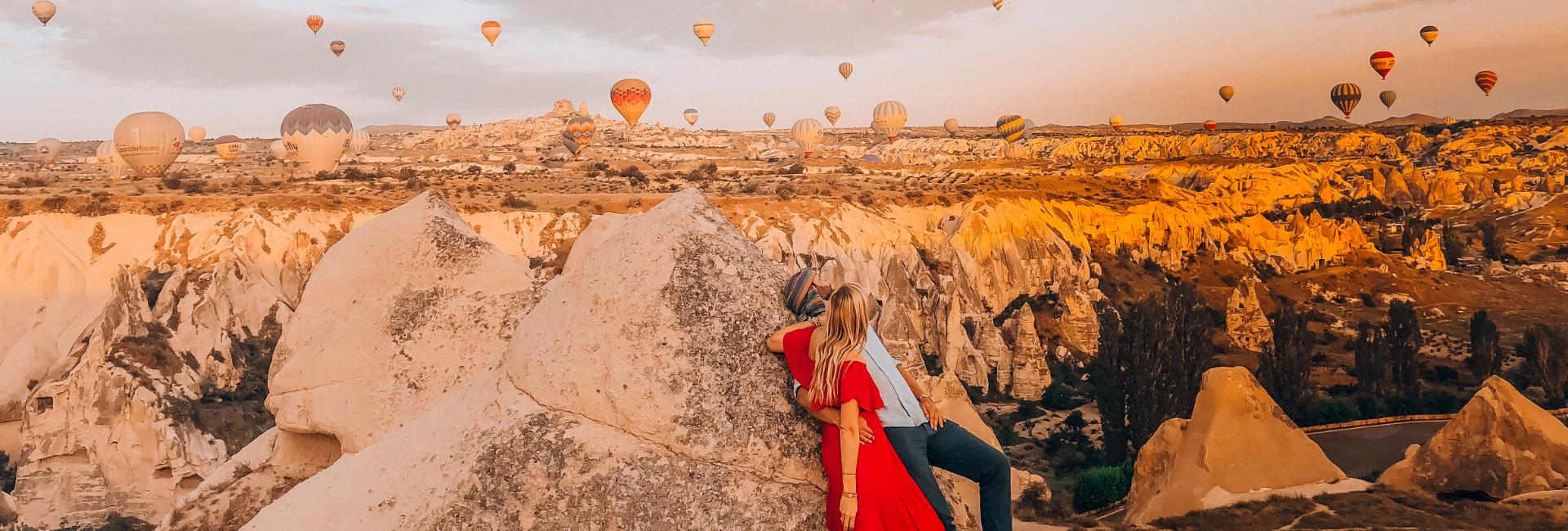 travel influencers in Turkey