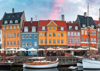 copenhagen, denmark one of the most beautiful cities in europe
