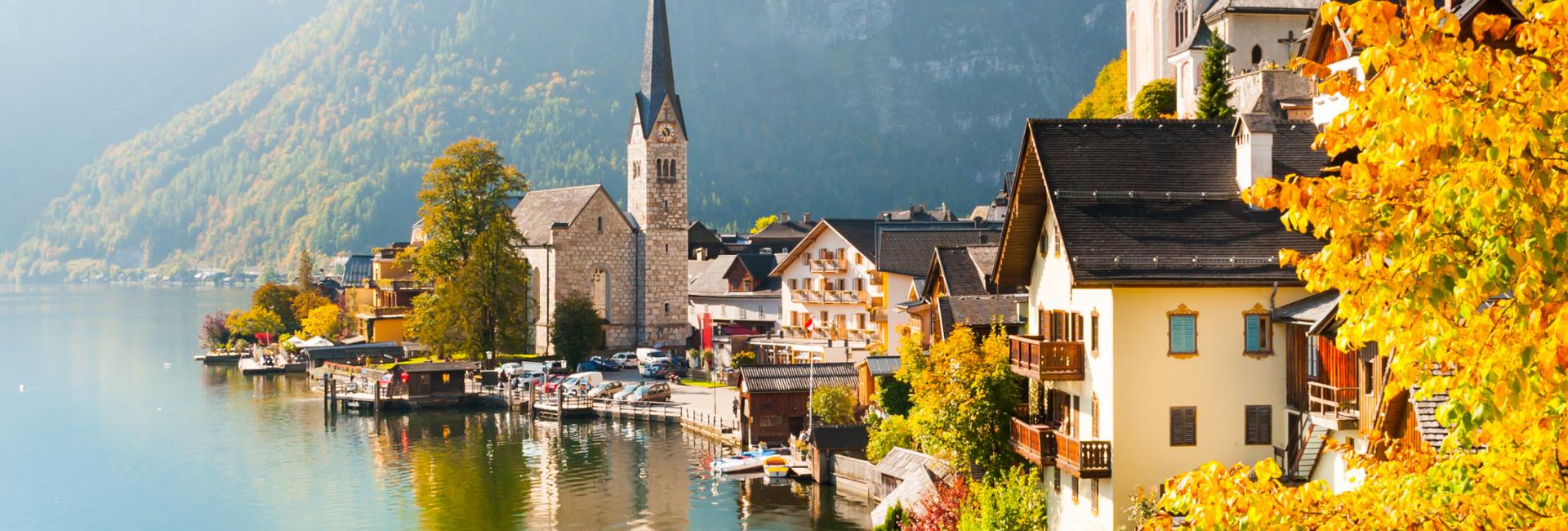 halstatt austria a place to honeymoon in europe